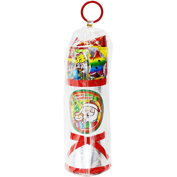 30cm お菓子 詰め合わせ サンタブーツ サンタクロース Christmas プレゼント 子ども会 子供会 クリスマスブーツ 銀
