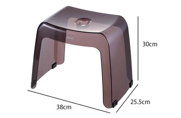 サイズ W38cm×D25.5cm×H30cm