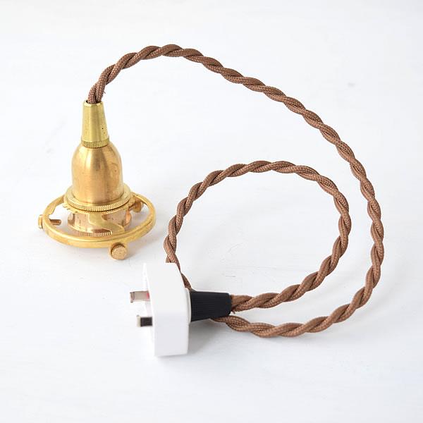 引掛シーリング付灯具E17用 60cm