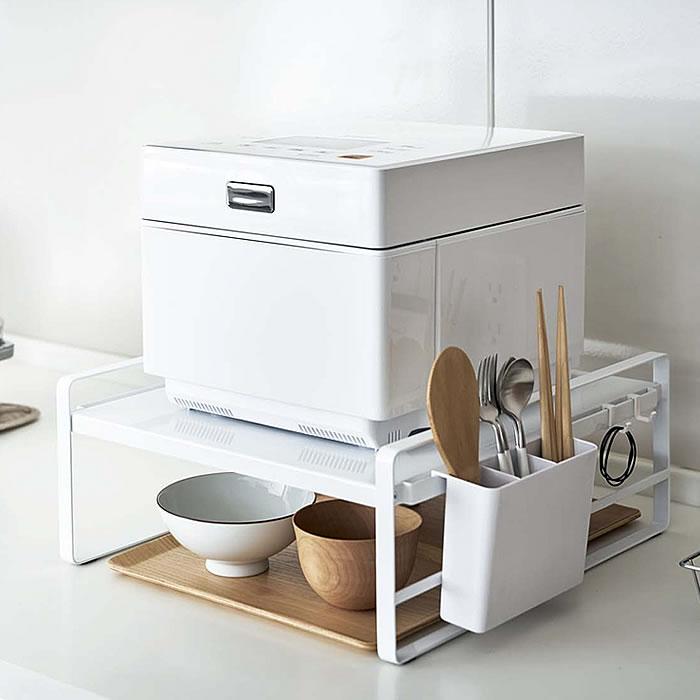 炊飯器ラック タワー