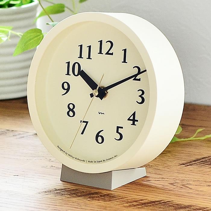 レムノス m clock 電波時計
