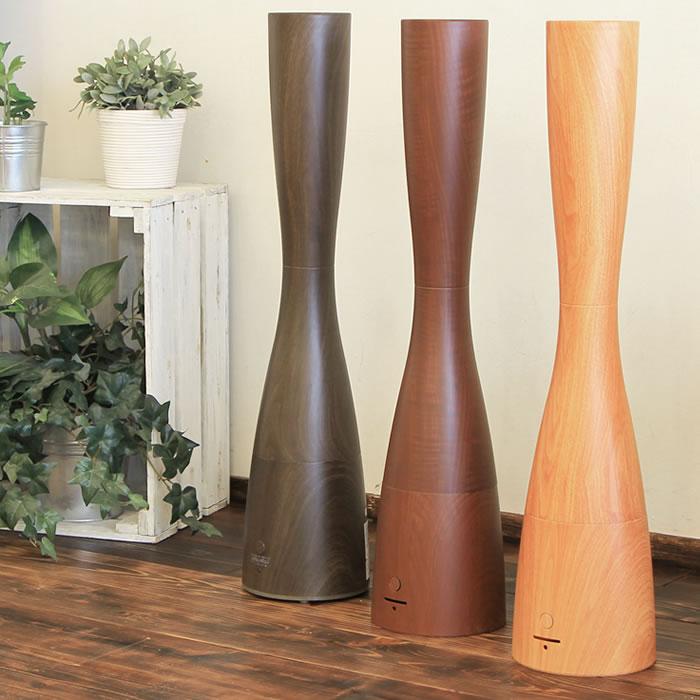 アロマ超音波式加湿器 Sablier wood