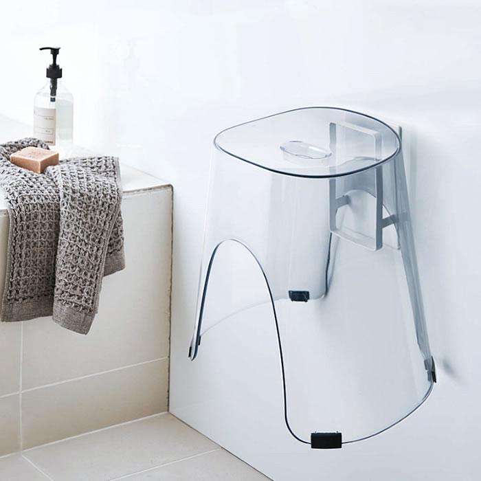 マグネット ツーウェイバスルーム風呂椅子ホルダー タワー