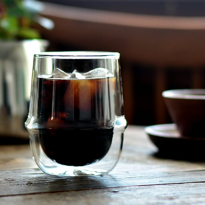KINTO KRONOS ダブルウォールコーヒーカップ