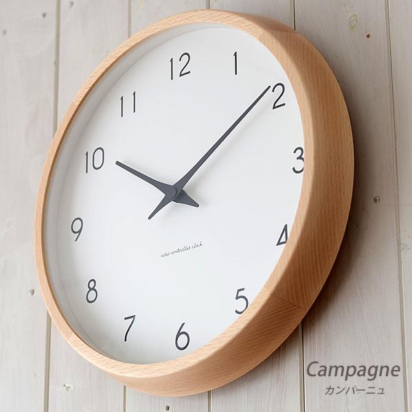 リビングのオシャレな時計なら掛け時計専門店