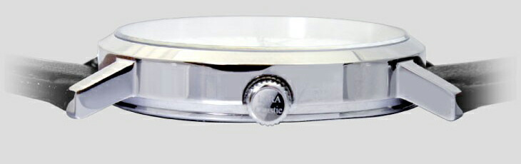 ブランド LARA Christie(ララクリスティー)のグレース 腕時計 メンズ ウォッチ(ブラックレーベル)のケース。