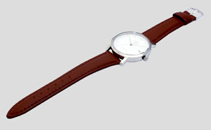 ブランド LARA Christie(ララクリスティー)のグレース 腕時計 ペア ウォッチの本革ベルト。