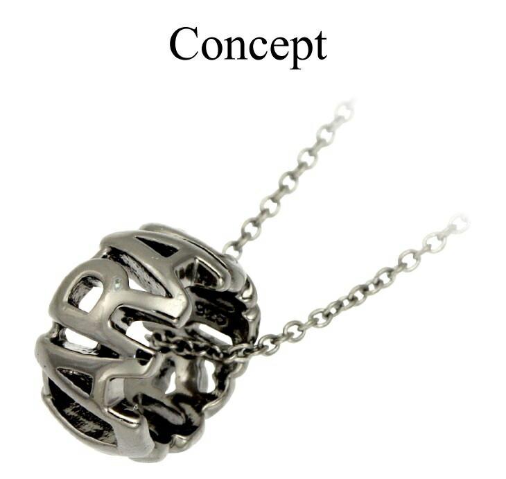 ブランド LARA Christie(ララクリスティー)のクラシコ ネックレス(ブラックレーベル)のコンセプト。