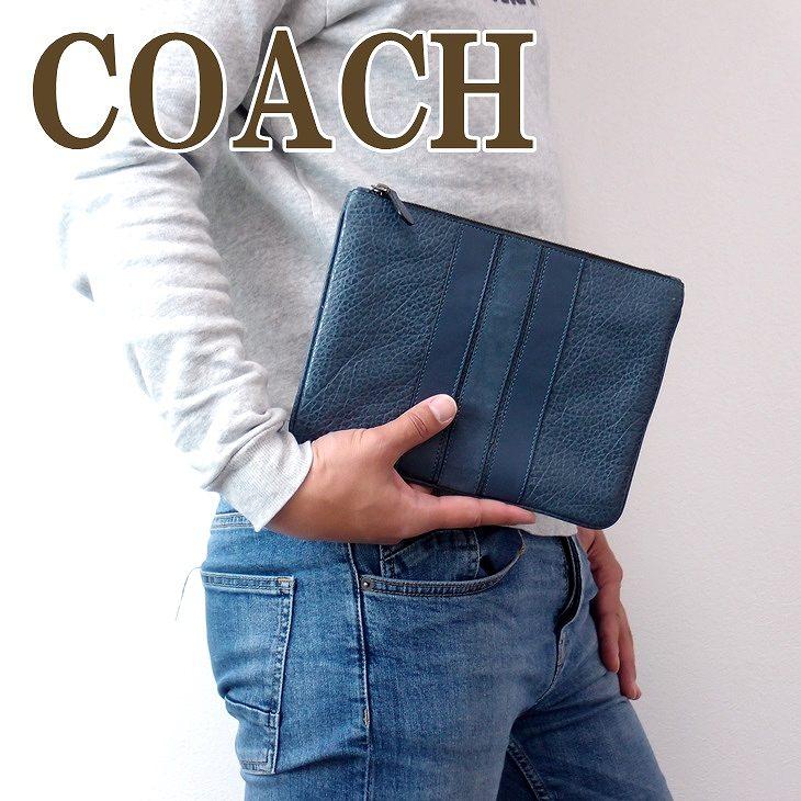 40db73014c2b 楽天市場】コーチ COACH バッグ メンズ セカンドバッグ クラッチバッグ ...