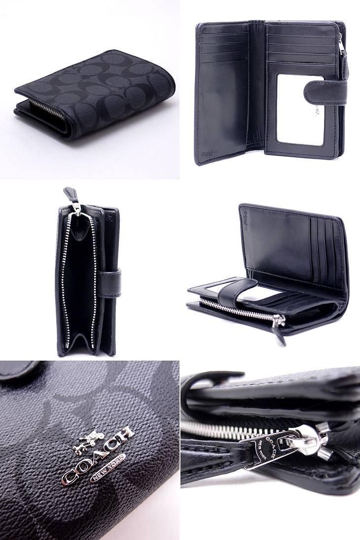 ad98a40817f9 ピッタリの収納と大きさ。 これなら、バッグの中でもかさばらずに、 安心してお使いいただけます。 あなたも、コーチのお財布で、快適な お洒落を楽しんでみませんか?