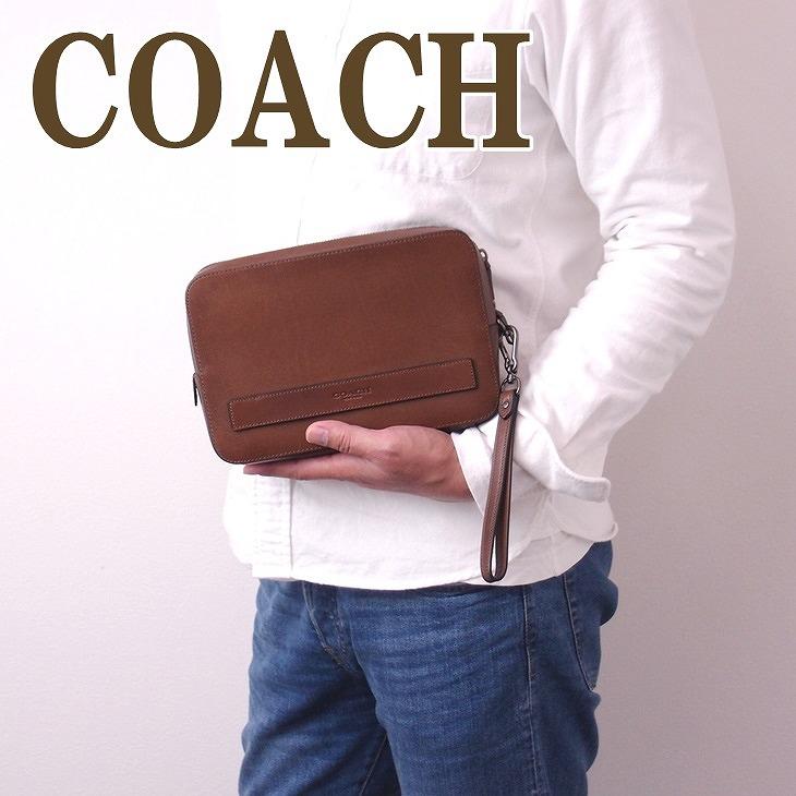 b6574cdb69d0 コーチ(COACH)。こんなメンズバッグを求めてた。 大人限定。極上本革レザーのセカンドバッグ。
