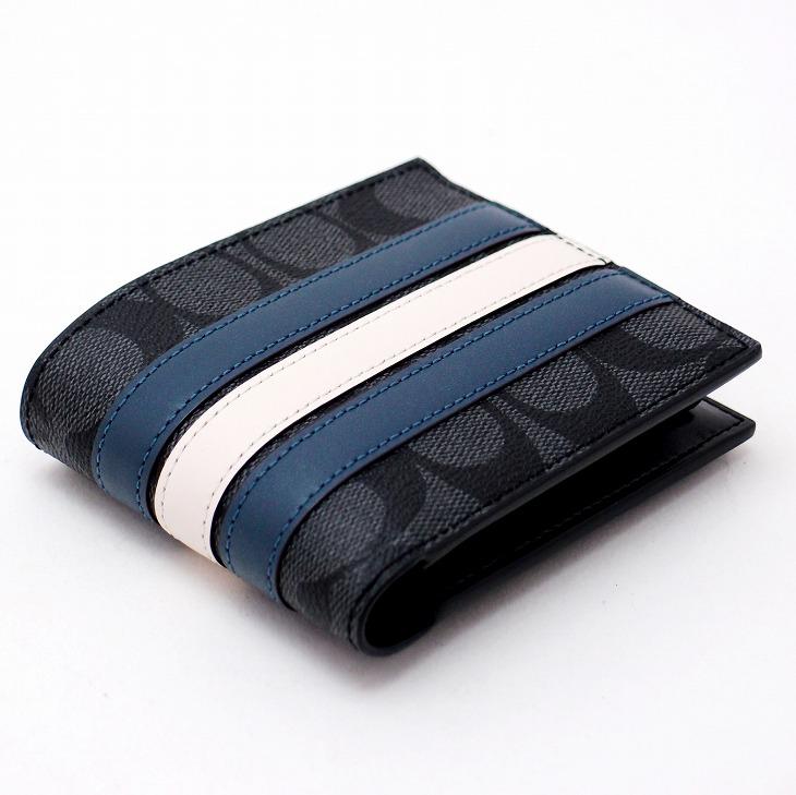 sports shoes 31983 44d50 コーチ zeitakuya 財布 COACH メンズ GUCCI バッグ 二つ折り財布 ...