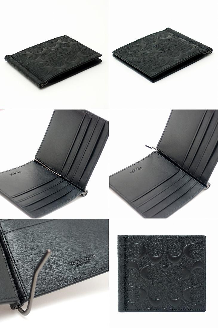 big sale b7e62 89bab コーチ COACH メンズ 二つ折り財布 カードケース プラダ ...