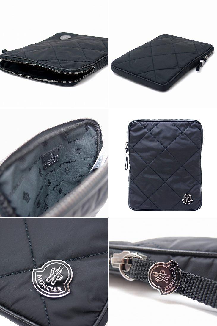 207e397e2991 ブランド特徴モンクレール ポーチ メンズ バッグ セカンドバッグ iPad ケース 小物 希少 数量限定商品モンクレール バッグ MONCLER  セカンドバッグ メンズ ダウン ...