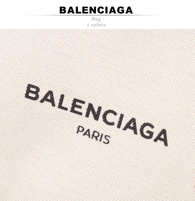 449bbb394dbd バレンシアガ BALENCIAGA トートバッグ キャンバス ロゴプリント ポーチ付き NAVY CABAS ネイビーカバS ブランド レディース 鞄  バッグ BCL339933AQ38N:ゼン ...