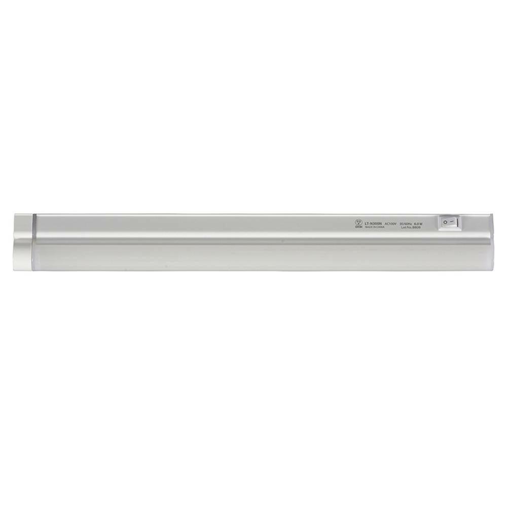 OHM LED多目的ライト ECO&DECO 30cmタイプ 電源コード付 昼白色 LT-N300N-YS