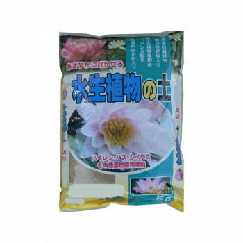 2-39 あかぎ園芸 水生植物の土 5L 10袋