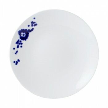 NIKKO ニッコー 31cm丸皿 FLOWER DOTS フラワードッツ 11663-1131