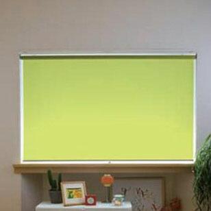 タチカワ TIORIOティオリオ ロールスクリーン無地135×220cm TR-158・ブルー