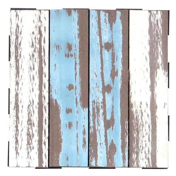 パステルフロアーパネル ブルー 10枚セット FLR-203BL