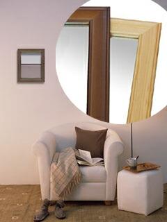 和風,壁掛け,瓦型,フレーム,ミラー,鏡,高さ40cmタイプ,送料,無料,ブラウン