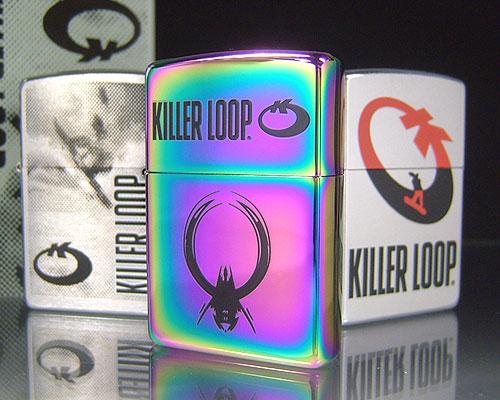 Zippo(ジッポー)KILLER LOOP(キラーループ)