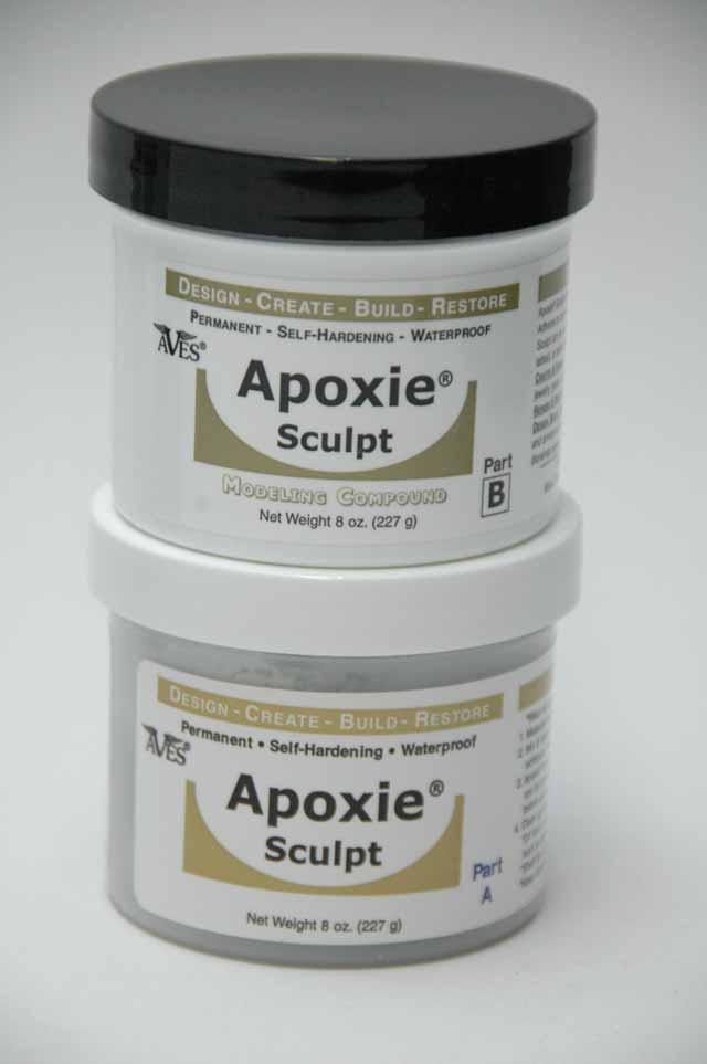 Apoxie Sculpt エポキシパテ