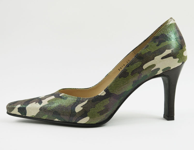 0ffbedbd552 Pumps with patterns better goods that impact your feet when it up always  dressed well fresh increase of spirit! Camo ...