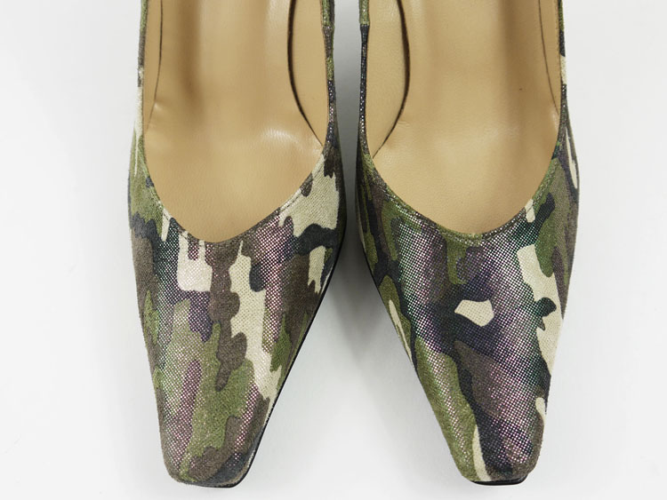 5ed046ffc2f Camo print leather (leather Camo) swine leather. Leather lining and insole    bergiugordo (goat leather)