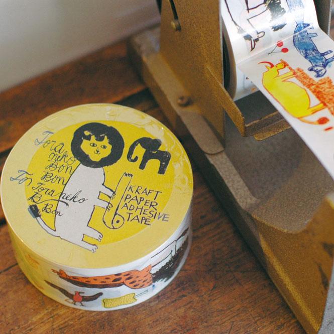 倉敷意匠クラフトテープ
